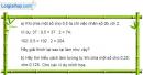 Bài 66 trang 62 Vở bài tập toán 6 tập 2