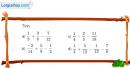 Bài 69 trang 63 Vở bài tập toán 6 tập 2