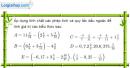 Bài 71 trang 65 Vở bài tập toán 6 tập 2