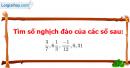 Bài 72 trang 66 Vở bài tập toán 6 tập 2