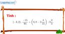 Bài 74 trang 67 Vở bài tập toán 6 tập 2