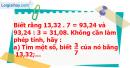 Bài 81 trang 72 Vở bài tập toán 6 tập 2