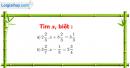 Bài 84 trang 73 Vở bài tập toán 6 tập 2
