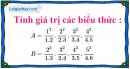 Bài 94 trang 27 SBT toán 6 tập 2
