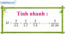 Bài 95* trang 28 SBT toán 6 tập 2