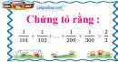 Bài 11.1, 11.2, 11.3, 11.4 phần bài tập bổ sung trang 28 SBT toán 6 tập 2