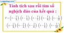 Bài 100 trang 29 SBT toán 6 tập 2