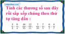 Bài 103 trang 29 SBT toán 6 tập 2