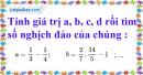 Bài 97 trang 29 SBT toán 6 tập 2