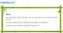 Bài 3 trang 46 SGK Đại số và Giải tích 11