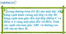 Bài 50 trang 108 SBT toán 9 tập 2
