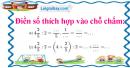 Bài 113 trang 31 SBT toán 6 tập 2