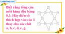 Bài 117 trang 32 SBT toán 6 tập 2