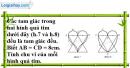 Bài 57 trang 110 SBT toán 9 tập 2