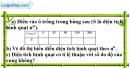 Bài 64 trang 111 SBT toán 9 tập 2