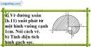 Bài 67 trang 112 SBT toán 9 tập 2