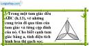 Bài 71 trang 113 SBT toán 9 tập 2