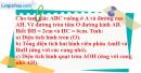 Bài 72 trang 113 SBT toán 9 tập 2