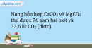 Bài 32.10 Trang 41 SBT Hóa học 9