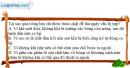 Bài 19.1 trang 50 SBT Vật lí 8