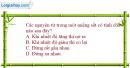 Bài 19.11 trang 51 SBT Vật lí 8