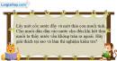 Bài 19.5 trang 50 SBT Vật lí 8