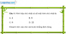 Phần câu hỏi bài 1 trang 111 Vở bài tập toán 8 tập 2