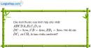 Bài 3 trang 112 Vở bài tập toán 8 tập 2