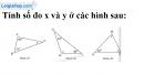 Bài 1 trang 107 - Sách giáo khoa toán 7 tập 1