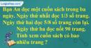 Bài 131 trang 36 SBT toán 6 tập 2
