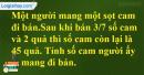 Bài 15.1, 15.2, 15.3, 15.4  phần bài tập bổ sung trang 36, 37 SBT toán 6 tập 2
