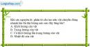 Bài 20.2 trang 53 SBT Vật lí 8