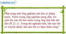 Bài 21.4 trang 57 SBT Vật lí 8