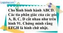 Bài 64 trang 100 sgk toán 8 tập 1