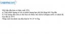 Bài 26.11 trang 73 SBT Vật lí 8