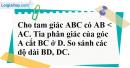 Bài 8* trang 37 SBT toán 7 tập 2