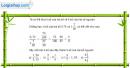 Bài 88 trang 77 Vở bài tập toán 6 tập 2