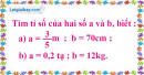 Bài 136 trang 37 SBT toán 6 tập 2