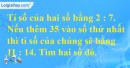 Bài 142 trang 37 SBT toán 6 tập 2