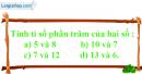 Bài 144 trang 38 SBT toán 6 tập 2