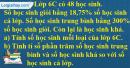 Bài 147 trang 39 SBT toán 6 tập 2