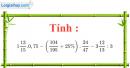Bài 152 trang 40 SBT toán 6 tập 2