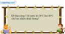 Bài 24.2 trang 65 SBT Vật lí 8