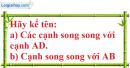 Bài 26 trang 130 Vở bài tập toán 8 tập 2