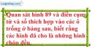 Bài 27 trang 131 Vở bài tập toán 8 tập 2
