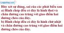 Bài 28 trang 131 Vở bài tập toán 8 tập 2