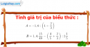 Bài 100 trang 85 Vở bài tập toán 6 tập 2