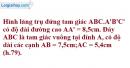 Phần câu hỏi bài 5 trang 125 Vở bài tập toán 8 tập 2