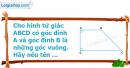 B. Hoạt động thực hành - Bài 25 : Hai đường thẳng vuông góc