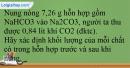 Bài 25.18 trang 57 SBT Hóa học 12